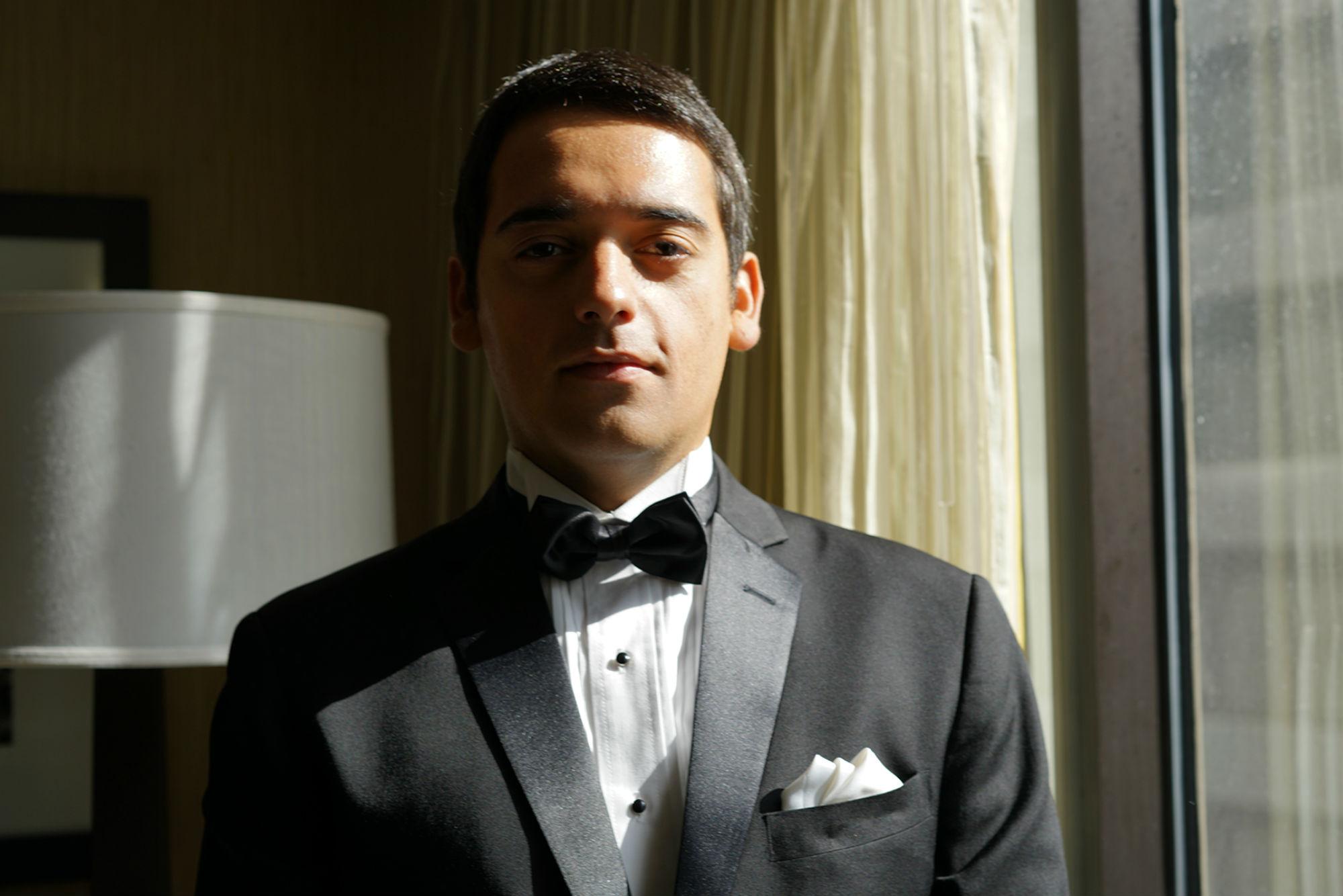 Il regista e sceneggiatore Carlo Fumo. Fonte: ufficio stampa
