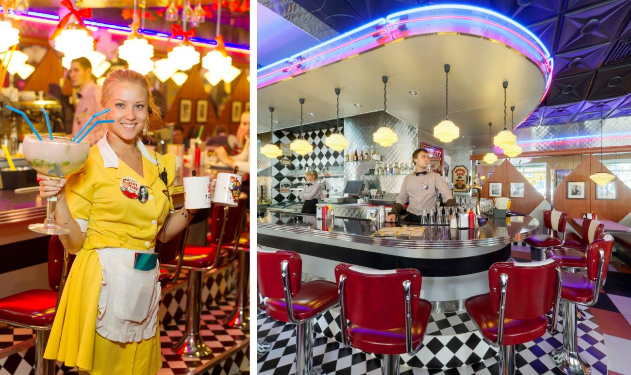 Beverly Hills Diner. Fonte: ufficio stampa