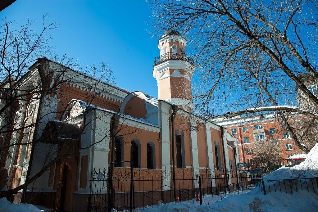Vecchia Moschea. Fonte: Vkontakte