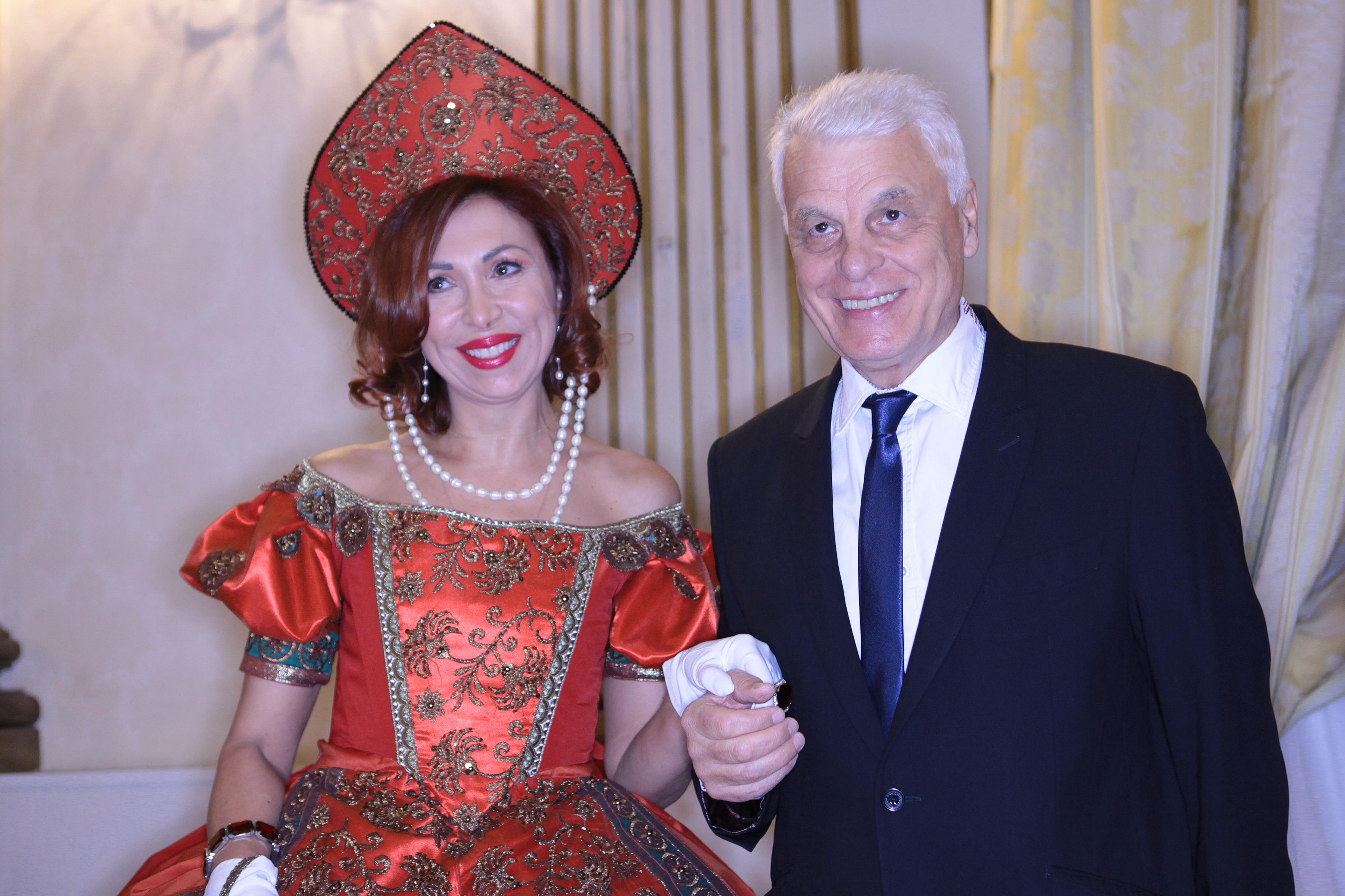 L'attore italiano Michele Placido, tra gli ospiti d'onore dell'evento\n
