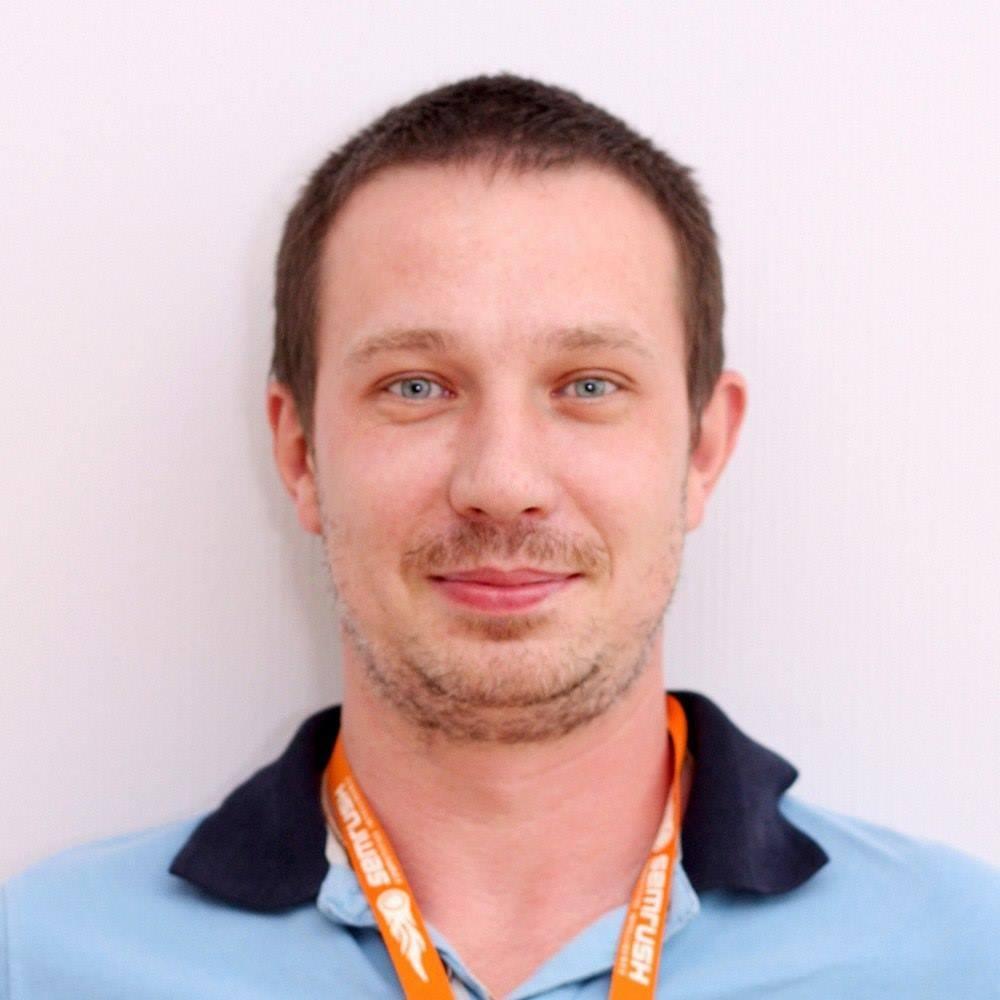 L'hacker russo Andrej Leonov. Fonte: profilo Facebook