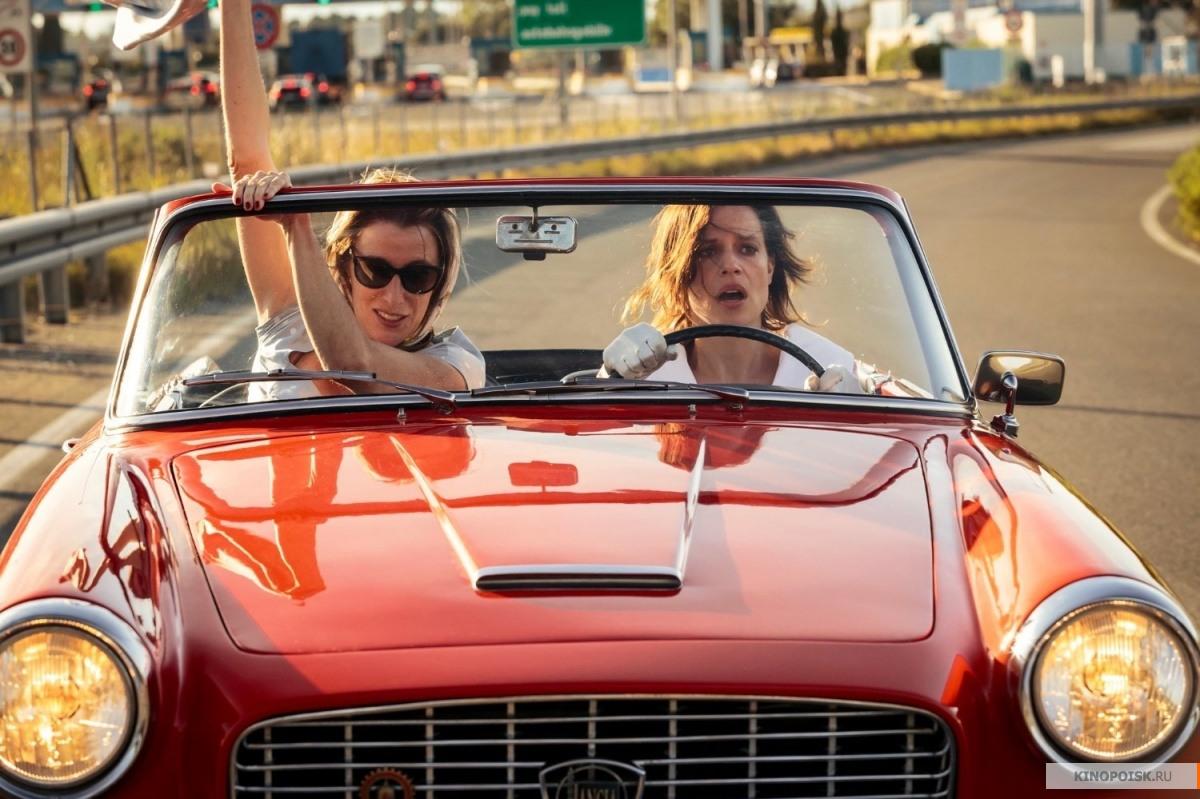 """""""La pazza gioia"""" di Paolo Virzì ha vinto il David di Donatello e aprirà il festival del cinema Nice. Nella foto, una scena del film."""