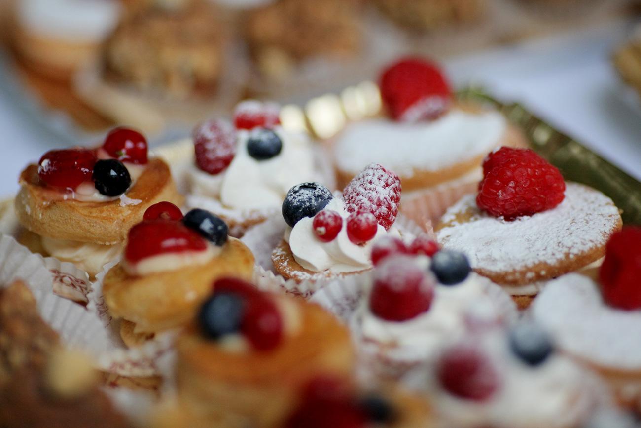 Per via della coincidenza con il Forum economico di San Pietroburgo, quest'anno la festa a Villa Berg si è celebrata il 6 e 7 giugno