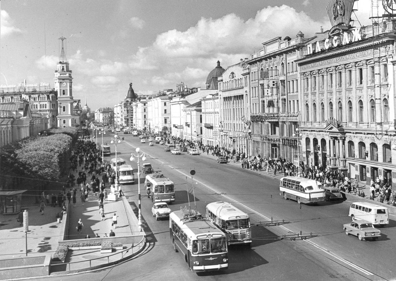Le fotografie dell'archivio, realizzate da fotoreporter di epoca sovietica, sono ora consultabili online con libero accesso per usi editoriali, di studio e commerciali