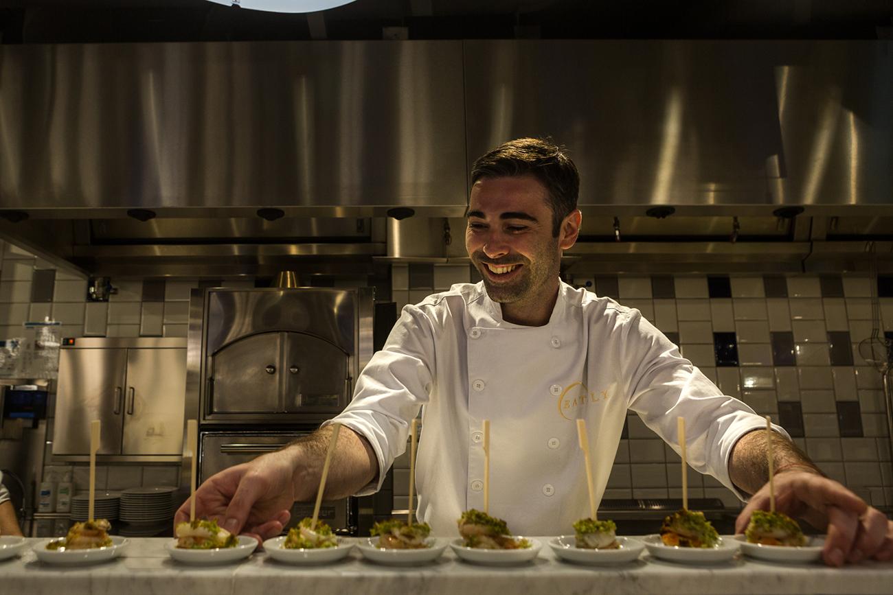 Il primo Eataly è stato inaugurato nel 2007 a Torino con l'idea di promuovere i concetti di sostenibilità, responsabilità e condivisione a tavola