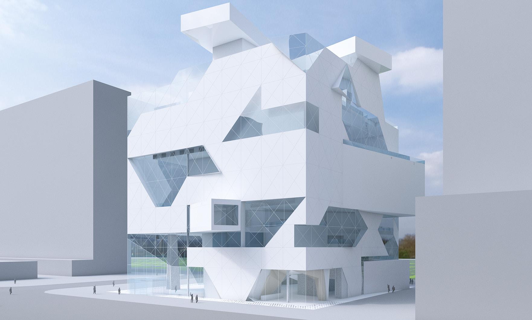 Der renommierte Architekt Hani Rashid soll bis 2022 in der russischen Hauptstadt eine Filiale der Eremitage eröffnen.