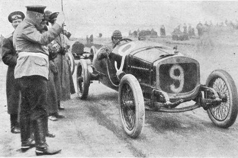 1913年のロシアグランプリ