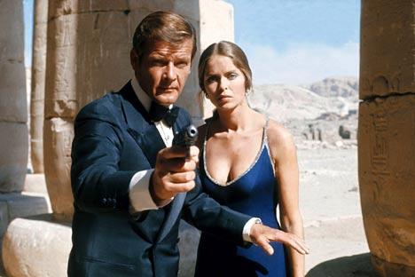 「007 私を愛したスパイ」(1977年)=AFP/East News撮影