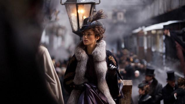 9月4日、イギリスの映画監督ジョー・ライトによる「アンナ・カレーニナ」が封切られた。これを機会に、ロシアNOWは、このロシアの文豪トルストイのヒロインを演じた女優10人をご紹介する。=写真提供:kinopoisk.ru