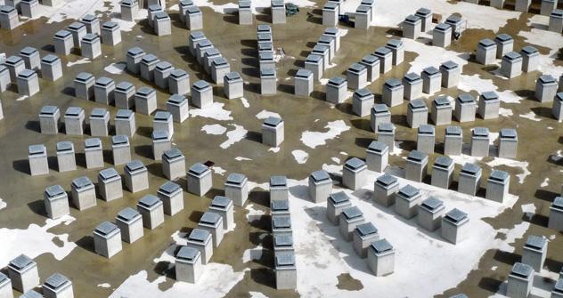 ITERの建設はフランスのカダラッシュで2007年に始まった 写真提供:www.iter.org