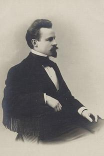 詩人コンスタンチン・バリモント