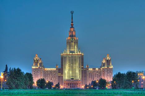 Estatal de Moscou teve destaque entre as russas nos acordos