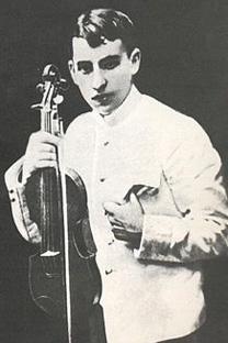 イサーク・ドゥナエフスキー、1914年。
