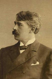 コンスタンチン・スタニスラフスキー、1912年。