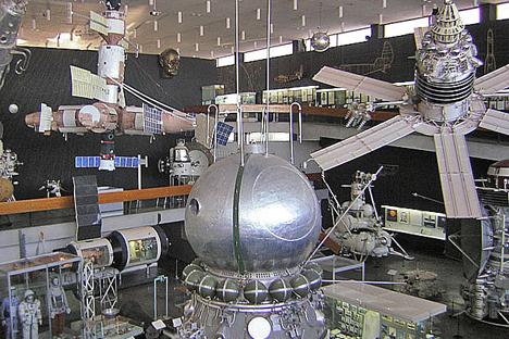 ツィオルコフスキー宇宙博物館 写真提供:wikipedia.org