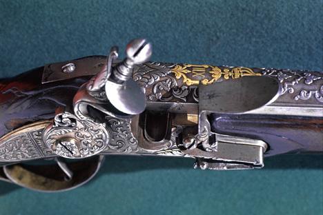トゥーラ兵器工場産の兵器はデザインの美しさで有名になった。=ロシア通信撮影