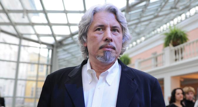 ウラジーミル・ソローキン氏が、ロシア人作家として初めて国際ブッカー賞にノミネートされた =タス通信撮影