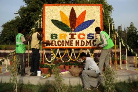 トップ:BRICS