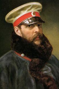 アレクサンドル2世、1865年