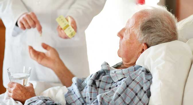 義務医療保険システムに入っていない外国人は主な診療が有料になる。=Lori/Legion Media撮影