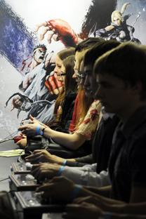 ゲームが映画の人気を上回る現象は世界的なものだ =グリゴリー・スィソエフ/ロシア通信撮影