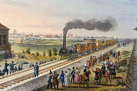 ツァールスコエ・セロー駅 写真提供:wikipedia.org