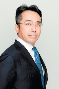 澤田ホールディングス株式会社 常務取締役 中井川俊一氏