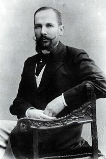 ピョートル・ストルイピン、1902年。