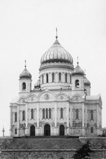 救世主ハリストス大聖堂、1881年 写真提供:wikipedia.org