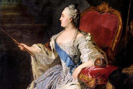 玉座の女帝 写真提供:wikipedia.org