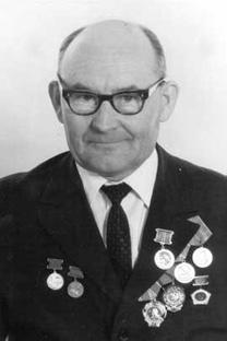 ニコライ・マカロフ、有名なマカロフ拳銃の設計者。