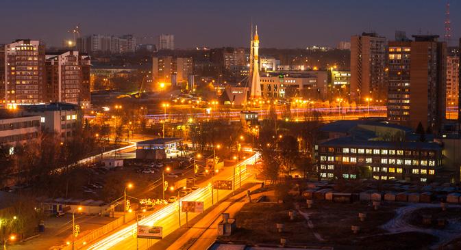 サマーラは「ロシアのビールの首都」と思われる。=イゴリ・ステパーノフ撮影