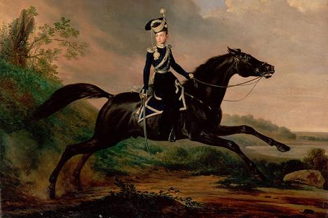 皇太子時代のアレクサンドル2世 画像提供:wikipedia.org
