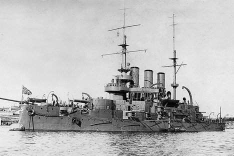 戦艦「ポチョムキン=タヴリーチェスキー公」