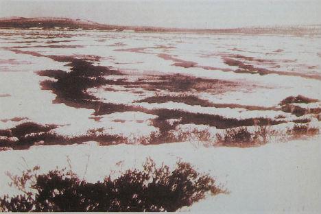 ポドカメンナヤ・ツングースカ川、1931年。