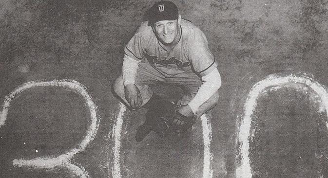 『20世紀のプロ野球名選手100人』 写真提供:wikipedia.org