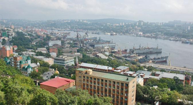 ロシア政府はアントン・シルアノフ財務大臣もびっくりの10兆ルーブル(約30兆円)をかけて、極東発展プログラムを実現している。写真提供:Flickr/xJason.Rogersx