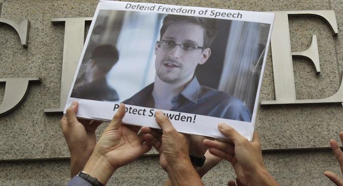 元米中央情報局(CIA)職員、エドワード・スノーデン氏は、ハバナ行きの飛行機には乗らなかった =ロイター通信撮影