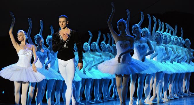ロシア文化フェスティバルは8年連続して開催されている。=ウラジーミル・ヴャーツキン撮影/ロシア通信