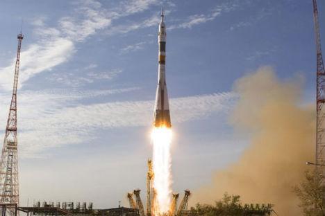 ロイター/Vostok Photo撮影