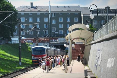 カリーニングラード北駅 写真提供:wikipedia.org / wk5353
