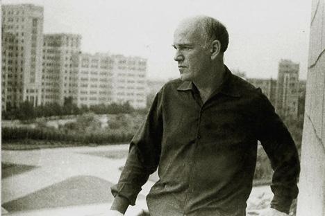 スヴャトスラフ・リヒテル、1996年=ユーリイ・スチェルビーニン撮影