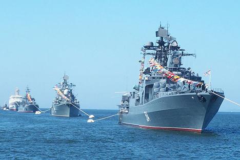 太平洋艦隊  写真提供:wikipedia.org