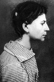 女性党員ファーニャ・カプラン(1918年) 写真提供:wikipedia.org