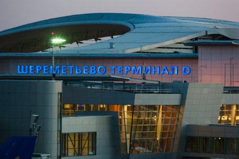 De acordo com a agência de notícias RIA Nóvosti, a informação sobre o avião com dinheiro em espécie não é confirmada pelo aeroporto Sheremetyevo Foto: ITAR-TASS
