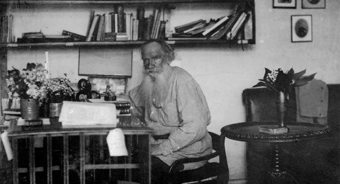 レフ・トルストイ、ヤースナヤ・ポリャーナ、1860年=写真提供:Lightroom Photos