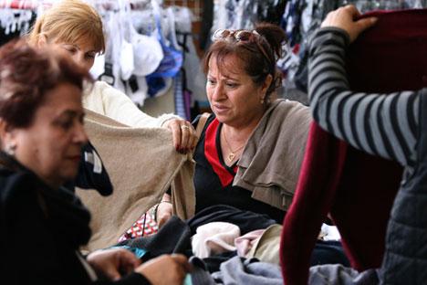 O segmento de roupas femininas se tornou tema da pesquisa por ter uma fatia de mercado de 60%, cabendo os restantes 40% às roupas masculinas e infantis Foto: PhotoXPress