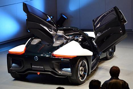 日本の自動車メーカー「日産自動車株式会社」は、「モスクワに小さな設計センター」を開設しようとしている=AFP/EastNews撮影