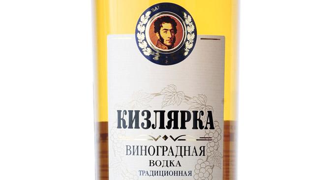 「キズリャルカ」は、グラッパの親戚で、葡萄の搾りかすで作られる強い(45度)蒸留酒だ=Lori/Legion Media撮影