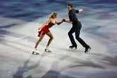 Russian figure skaters prepare for Sochi